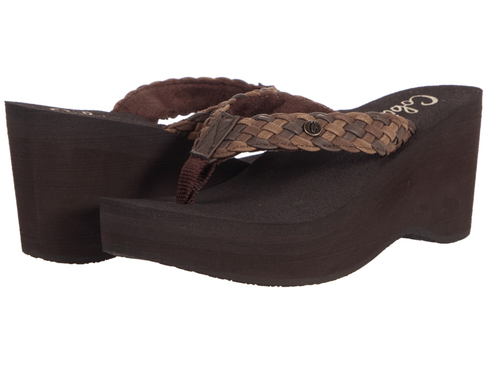 Cobian - Zoe (Chocolate) Women's Sandals