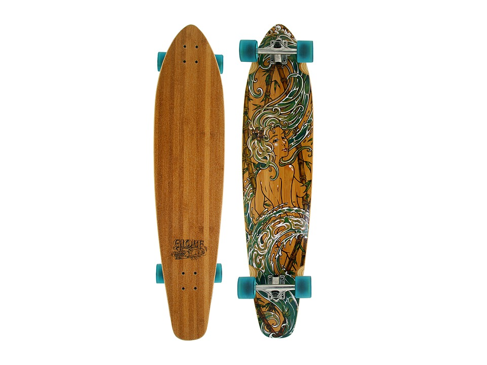 Globe - Kaguya Cruiser (Full) Skateboards Sports Equipment