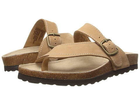 White Mountain - Carly (Jute Greasy Leather) Women
