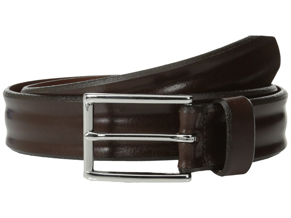 Allen Edmonds - Bombay (Brown) Men's Belts