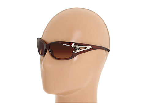Tifosi Optics - Lust (Sagewood/Brown Gradient Lens) Sport Sunglasses