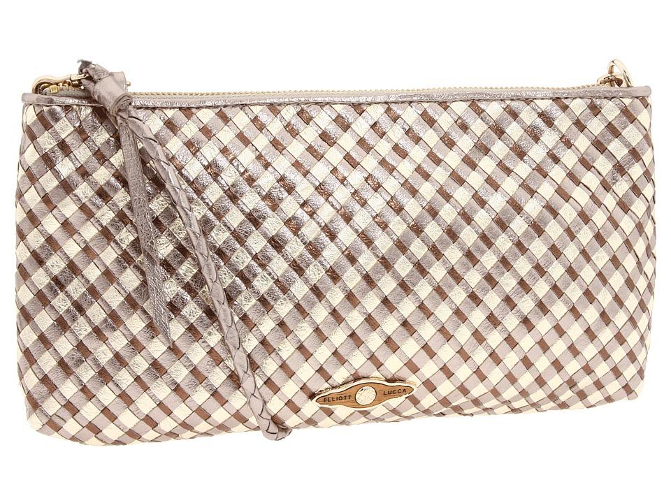 Elliott Lucca - Lucca 3-Way Demi (Multi Metallic) Cross Body Handbags