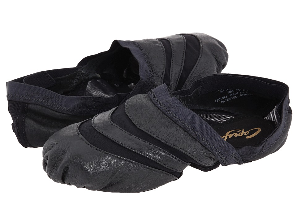 Capezio - Freeform (Black) Dance Shoes