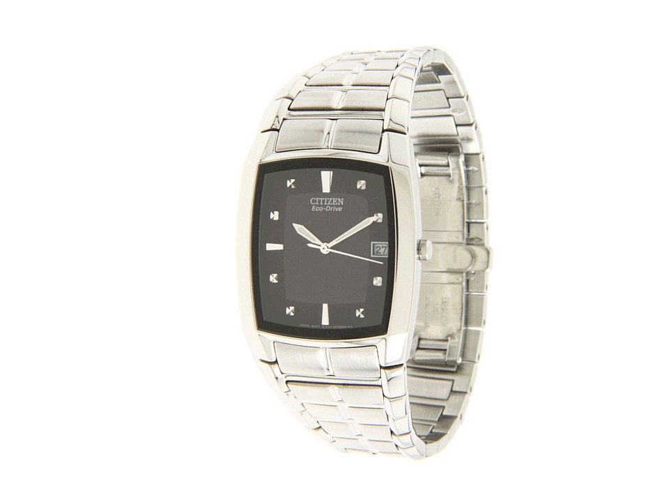 Citizen Watches BM6550-58E Eco-Drive Stainless Steel Watch Dress Watches