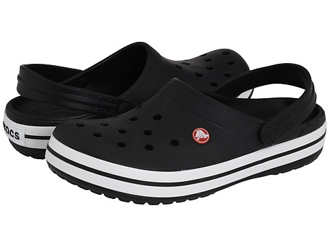 Crocs - Crocband (Black) Clog Shoes