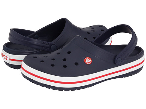 Crocs - Crocband (Navy) Clog Shoes