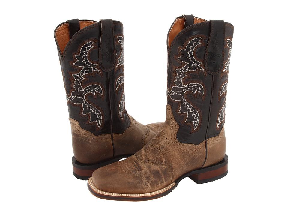 Dan Post - Cowboy Certified (Sand) Cowboy Boots