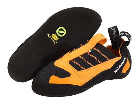 Scarpa - Instinct S (Lite Orange) Cleated Shoes