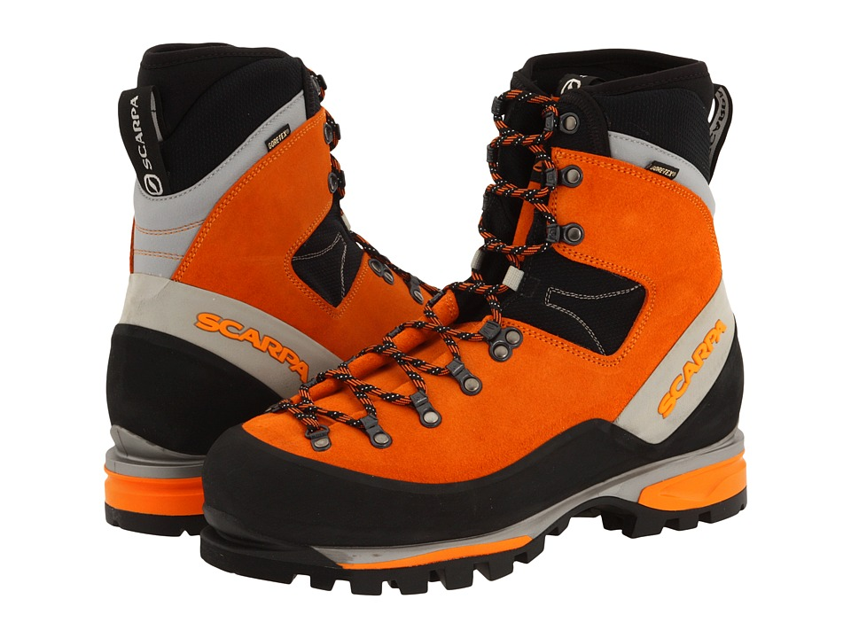Scarpa - Mont Blanc GTX(r) (Mango) Men's Cold Weather Boots