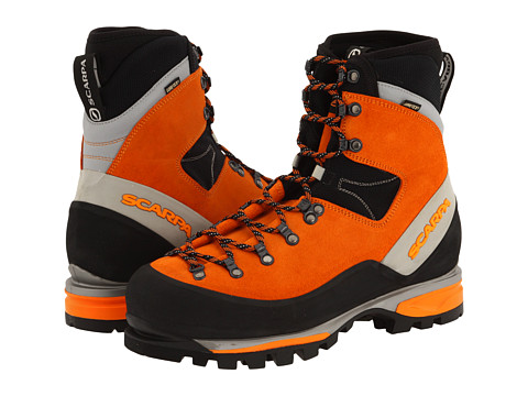 Scarpa - Mont Blanc GTX (Mango) Men's Cold Weather Boots