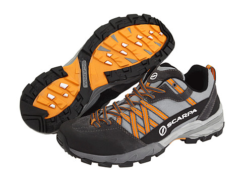 Scarpa - Epic (Pewter/Orange) Men