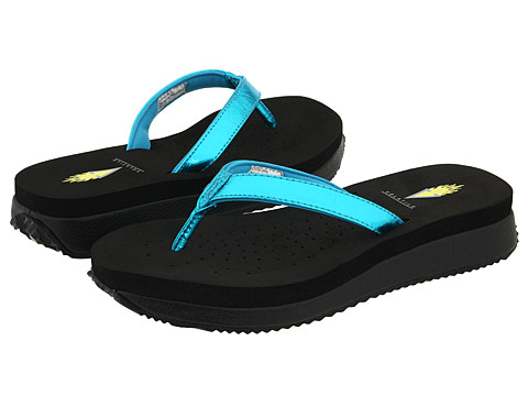 VOLATILE - High Energy (Turquoise) Women's Sandals