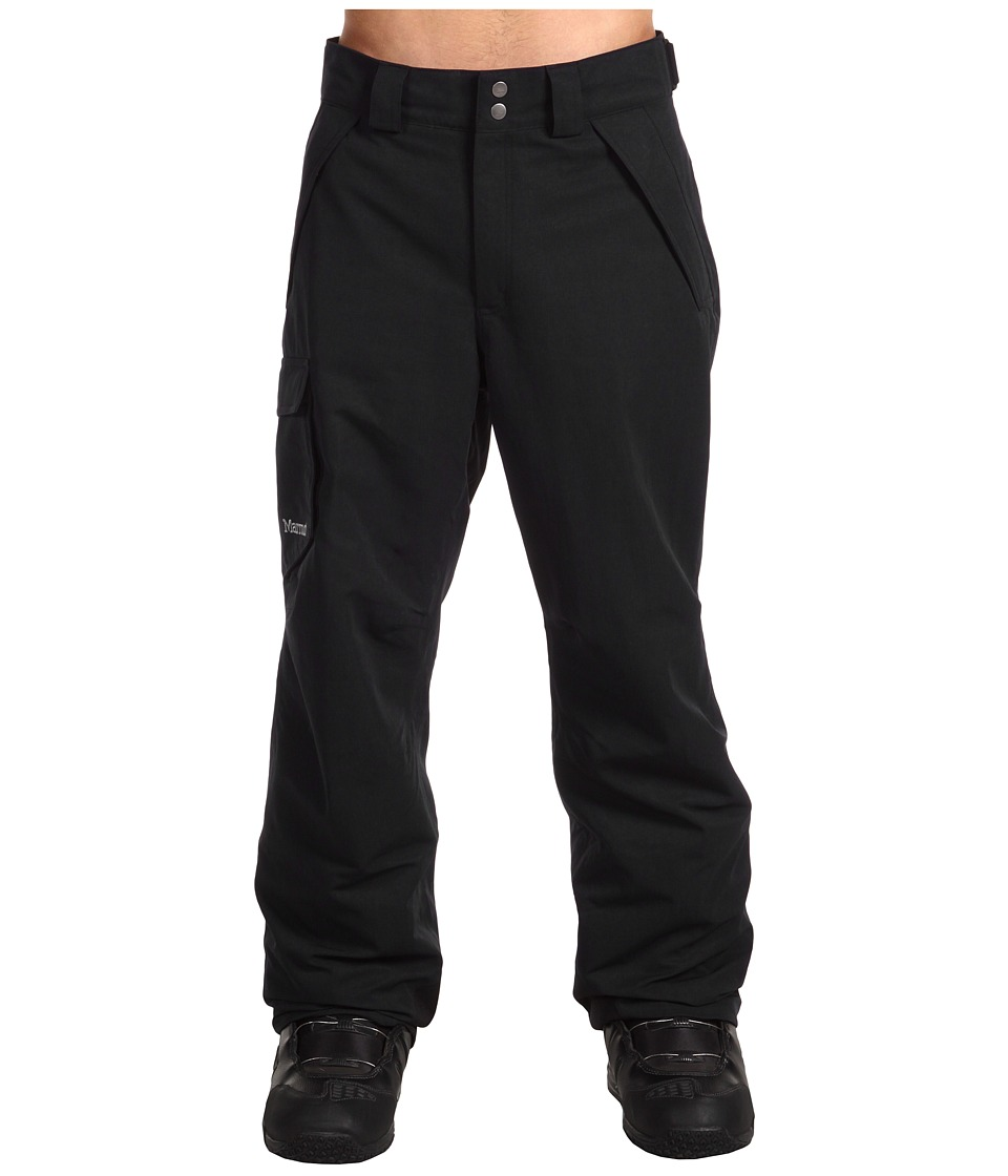 Marmot - Motion Pant (Black) Men's Outerwear