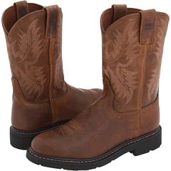 Ariat Sierra Western (Dusted Brown) Cowboy Boots