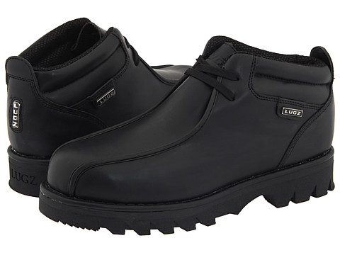 Lugz - Pathway (Black) Men's Lace-up Boots