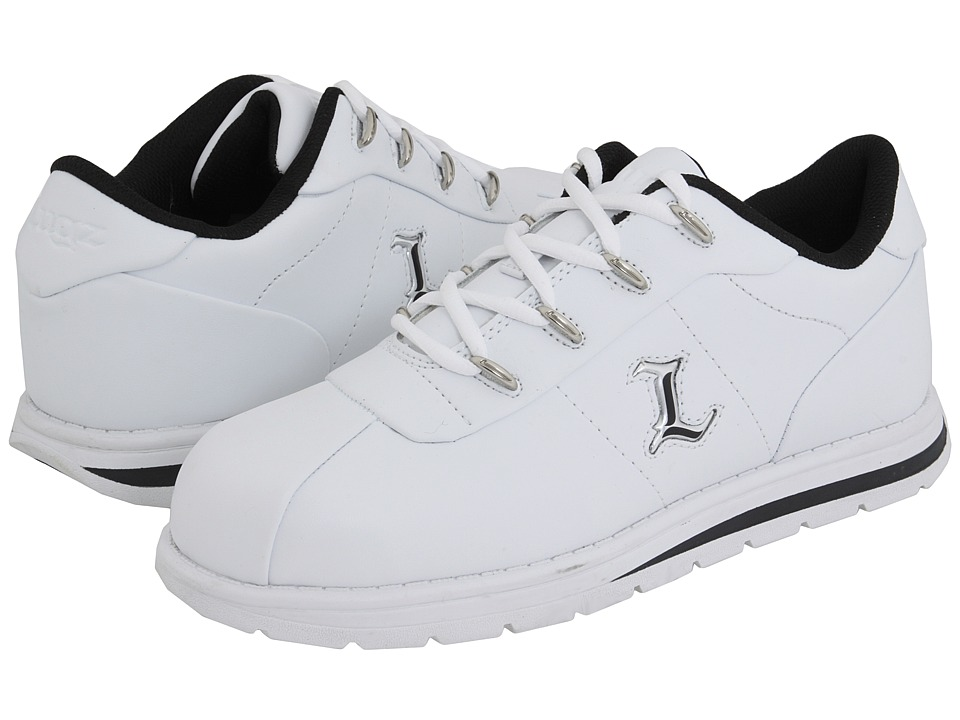 Lugz - Zrocs-DX (White/Black) Men's Shoes