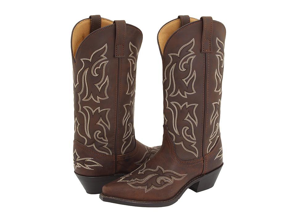 Laredo - Runaway (Guacho) Cowboy Boots