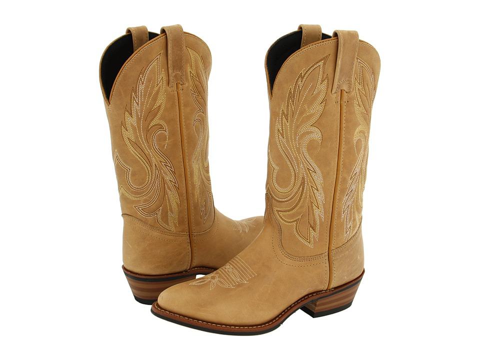 Laredo - Cedar Street (Camel Aged Saddle) Cowboy Boots