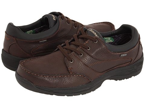 Dunham - Outlook (Brown Gore-Tex) Men's Lace up casual Shoes