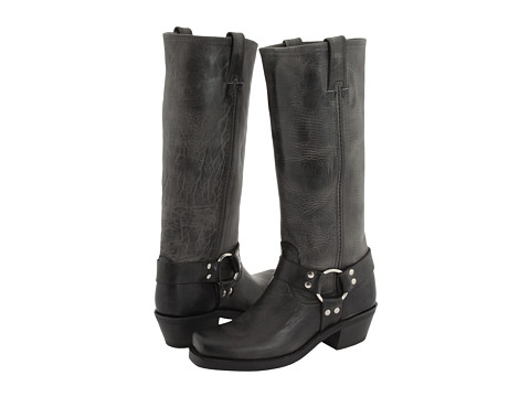Frye - Harness 15R (Charcoal Old Town) Women's Pull-on Boots