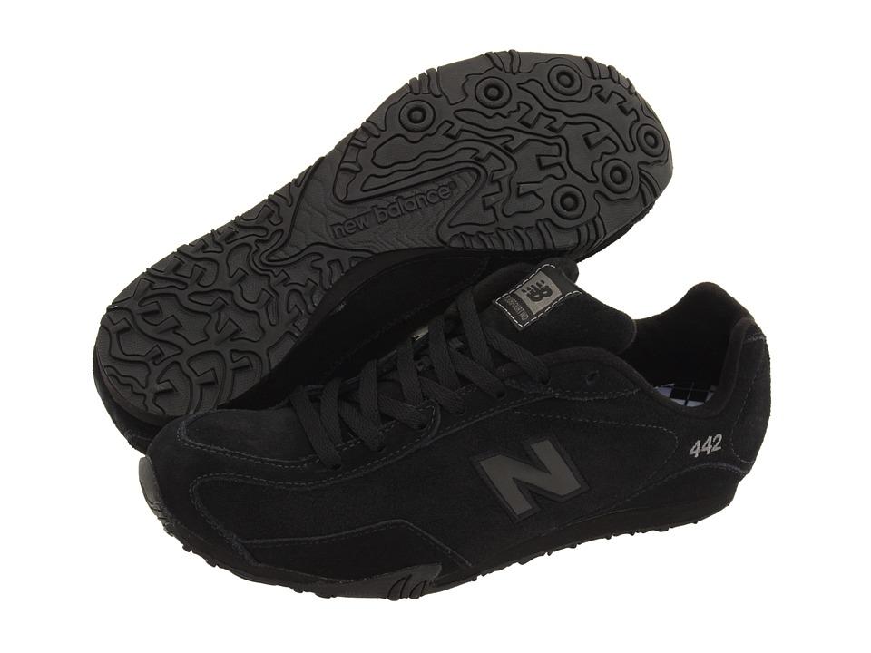 New Balance Classics - CW442 (Black) Women's Classic Shoes