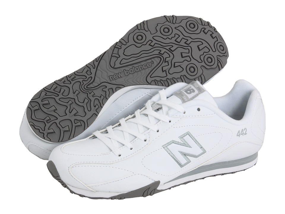 New Balance - CW442 (White/Silver 2) Women