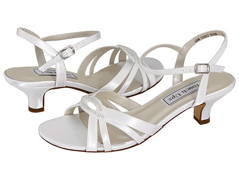 Touch Ups - Dakota (White) Women's Bridal Shoes