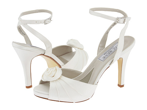 Touch Ups - Rose (White) Women's Bridal Shoes