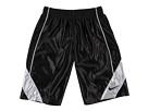 Nike Kids Dunk Basketball Short (Little Kids/Big Kids) (Black/Wolf Grey/Black)
