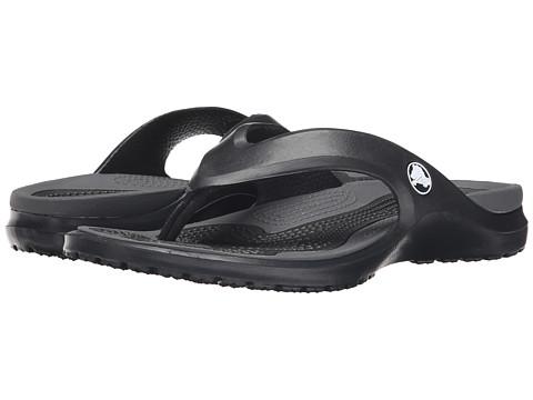 förhandsvisning av bästa stället Storbritannien UPC 883503521360 - Men's CROCS 'Modi' Flip Flop, Size 9 M - Black ...