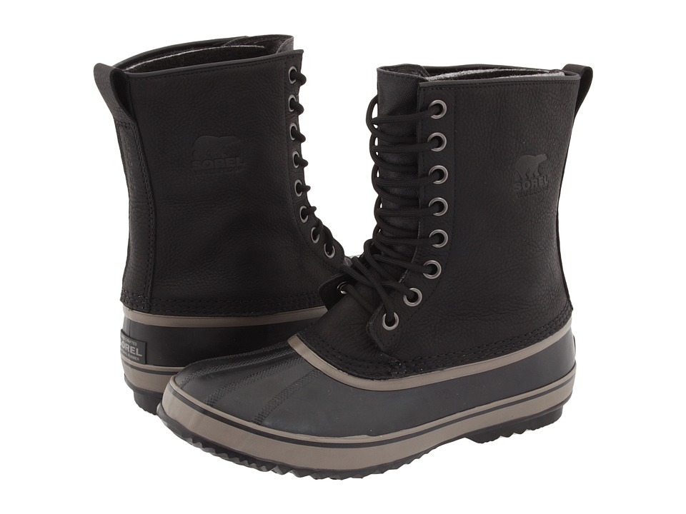 SOREL - 1964 Premium T (Black) Men's Cold Weather Boots