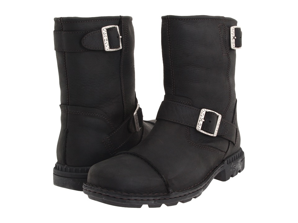 UGG Rockville II (Black Leather) Men