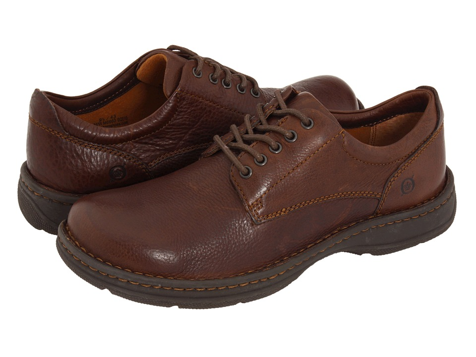 Born Hutchins II (Mahogany Leather) Men