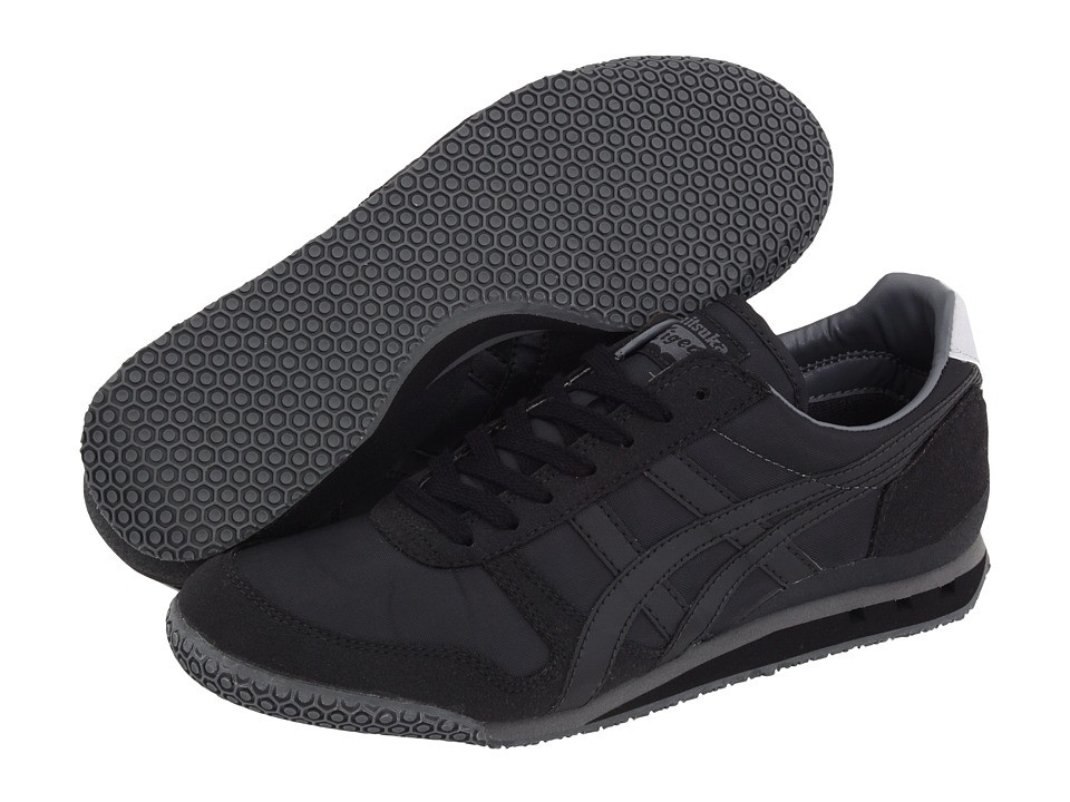 Onitsuka Tiger by Asics Ultimate 81 (EXCLUSIVE! Black/Coal) Classic Shoes