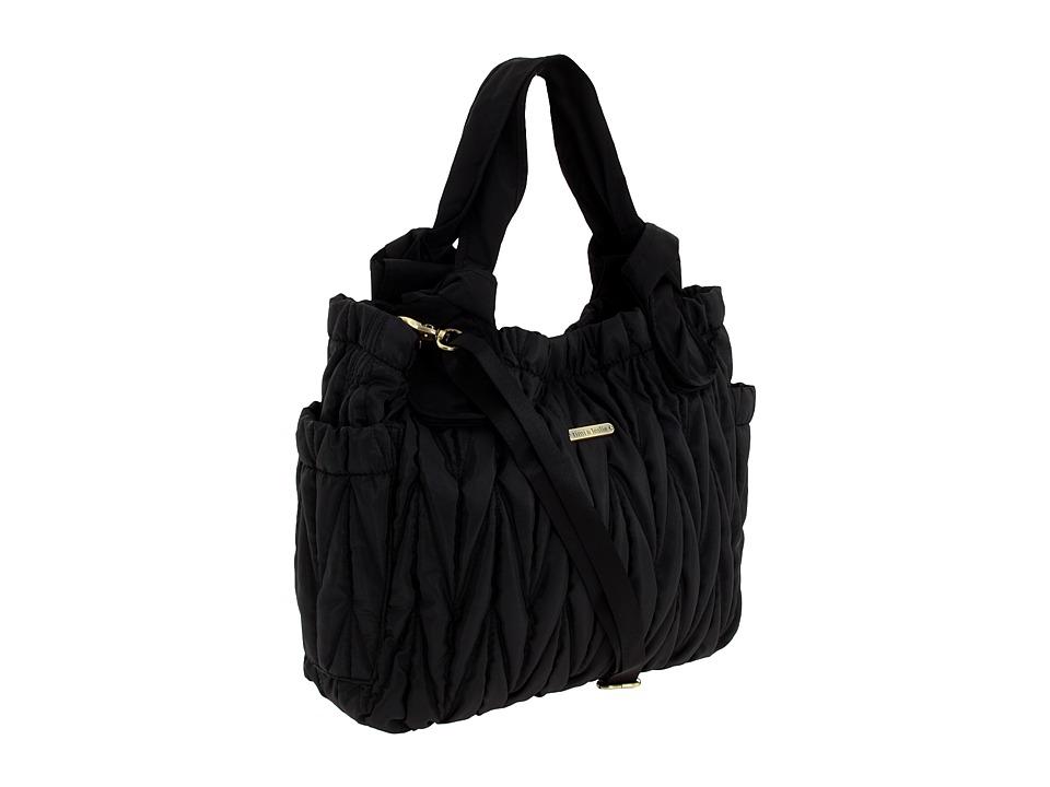 Timi & Leslie Diaper Bags - Marie Antoinette II (Black) Diaper Bags
