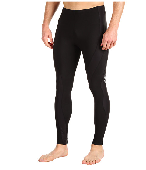 CW-X - Insulator PerformX Tight (Black) Men's Workout
