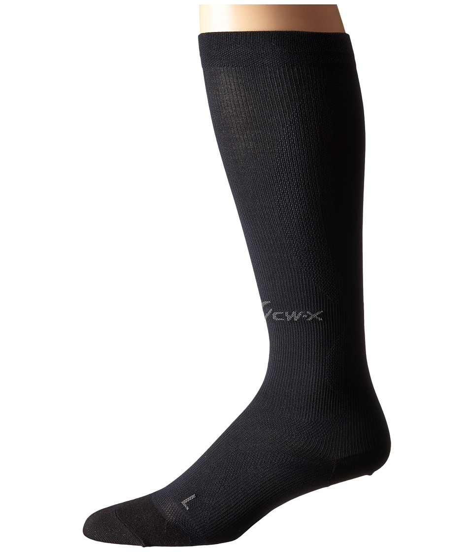 CW-X - Ventilator Compression Support Sock (Black) Knee high Hose