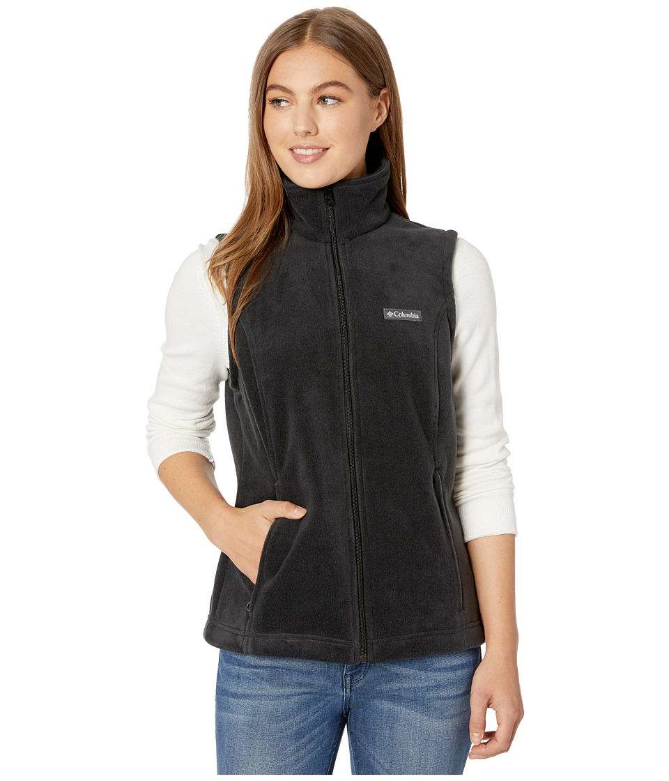 Columbia - Benton Springs Vest (Black) Women's Vest