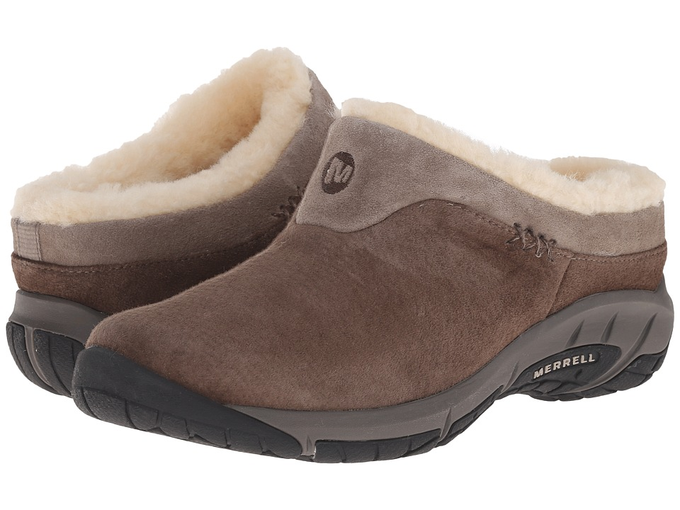 Merrell - Encore Ice (Merrell Stone Leather) Women's Clog Shoes
