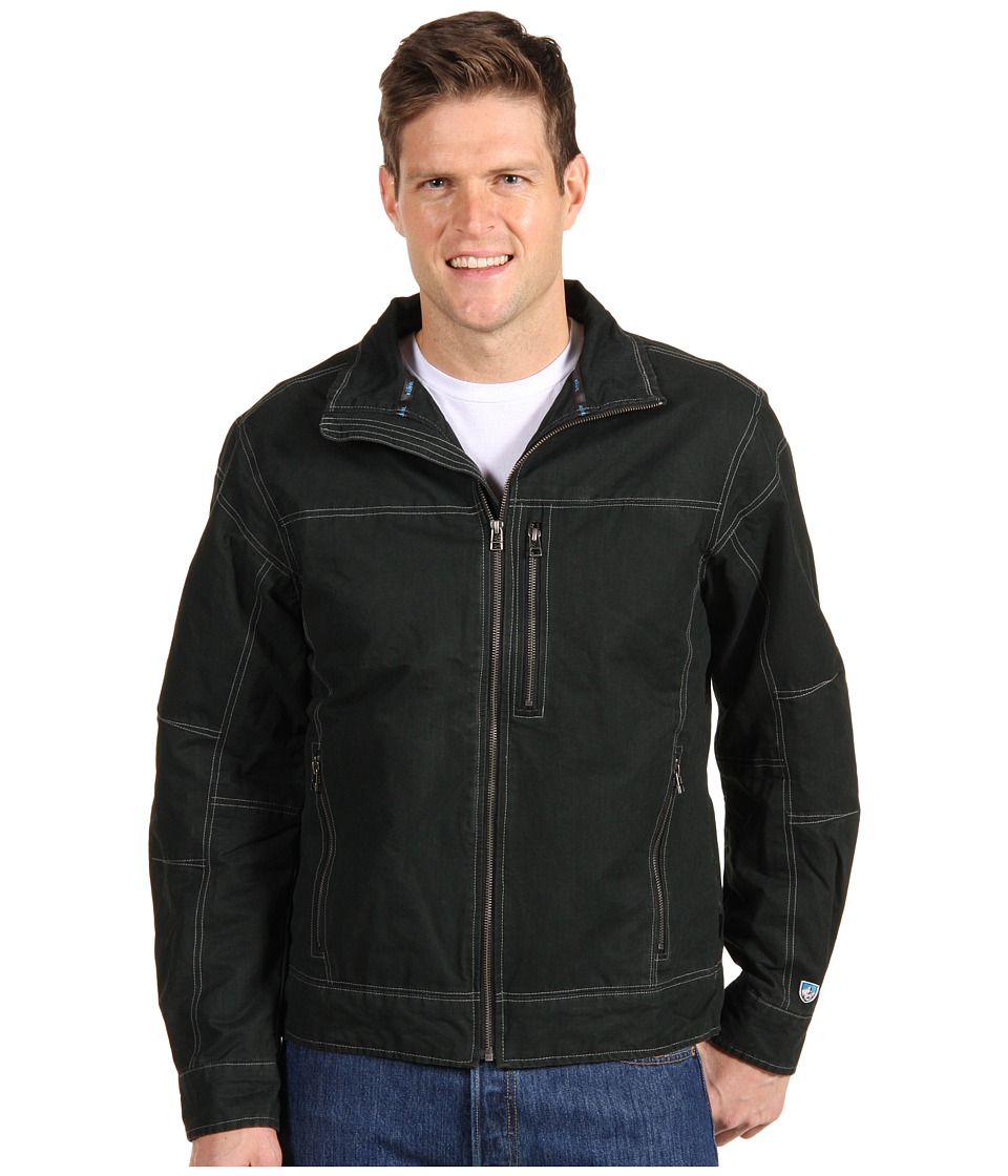 Kuhl - Burr Jacket (Raven) Men's Jacket