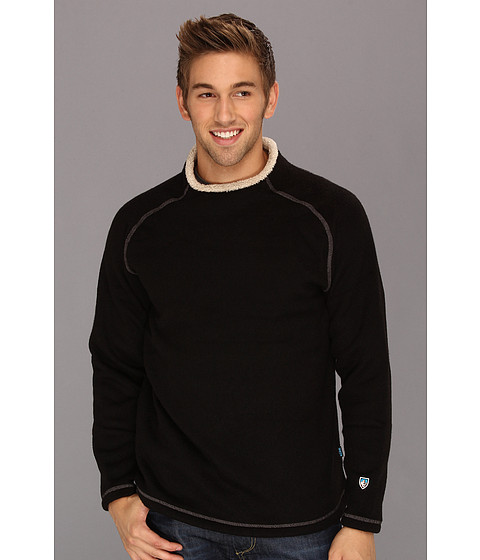 Kuhl - Stovepipe Sweater (Black) Men