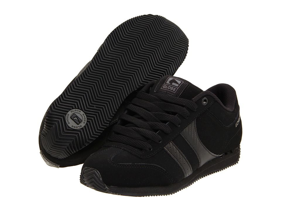 Globe - Pulse (Black/Charcoal - Jason Ellis) Men's Skate Shoes