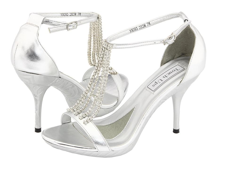 Touch Ups - Cherise (Silver) Women's Dress Sandals