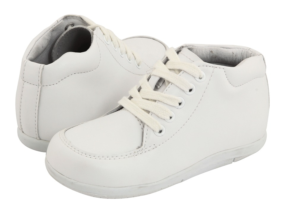 Stride Rite - SRT Grayson (Infant/Toddler) (White) Kid's Shoes