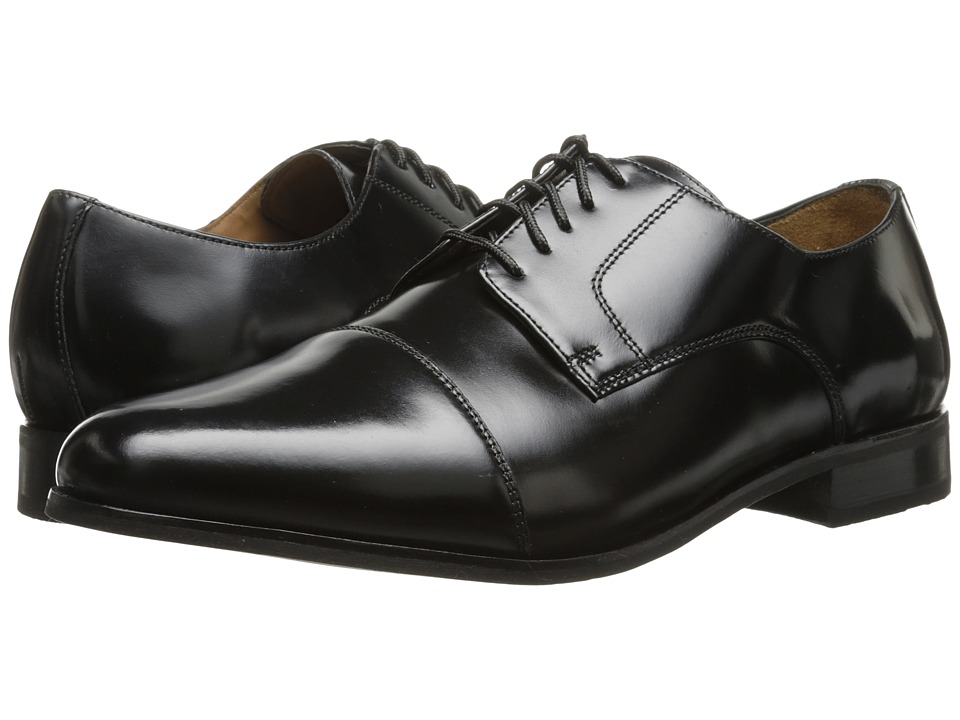 Florsheim - Broxton (Black) Men's  Shoes