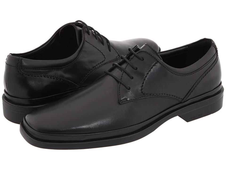 Calvin Klein - Buster (Black Dress Calf) Men