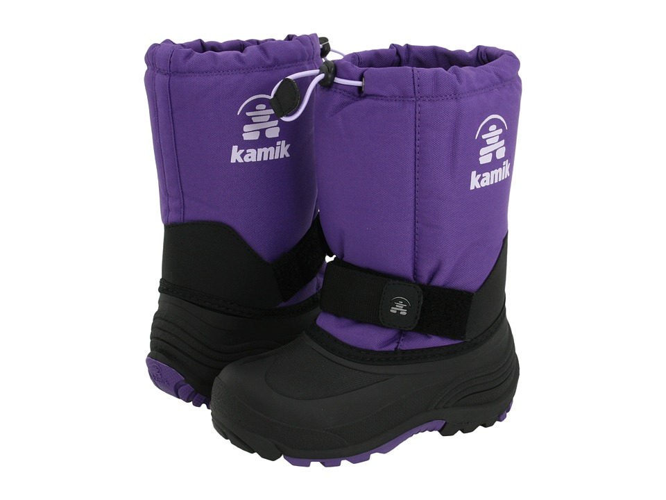 Kamik Kids - Rocket (Toddler/Little Kid/Big Kid) (Purple) Girls Shoes