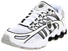 K-Swiss - Women's Super Tubes Run 50 (White/Black/Silver) - Footwear