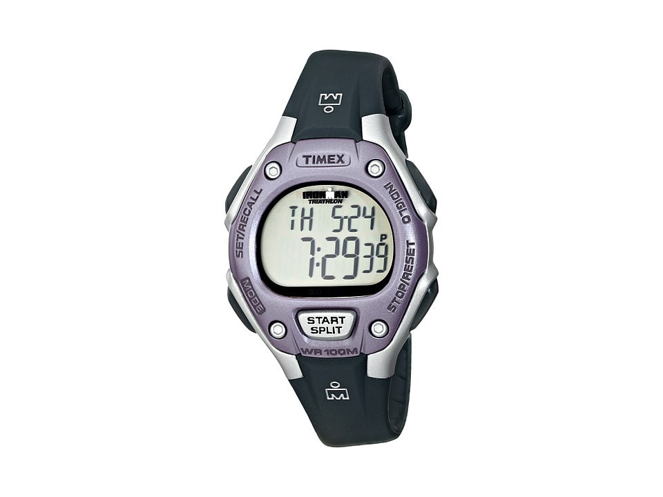 Timex - Ironman 30 Lap (Lilac Resin Mid) Sport Watches