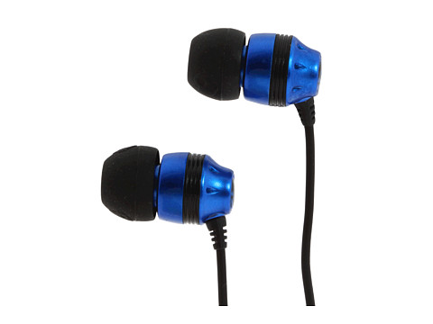 Skullcandy - Ink'd (2011) (Blue/Black) Headphones